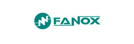 Marca Fanox en Horbara SL suministros para automatismos y componentes de automatización