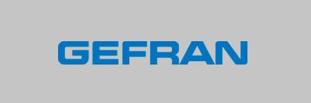 Marca Gefran en Horbara SL componentes y suministros para automatización y automatismos