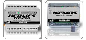 Elementos Microcom sistemas modulares en Horbara SL componentes para automatización